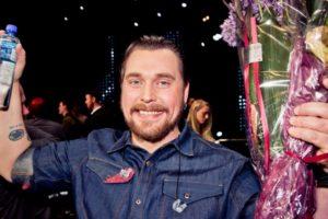 Norway sends Carl Espen to Eurovision