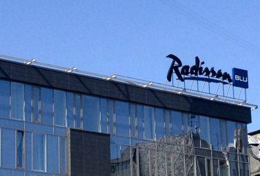 Radisson Blu Latvija, Riga, Latvia