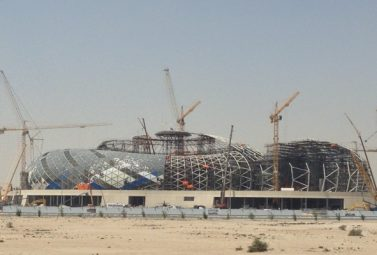 Qatar – A Country Under Construction