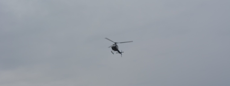 TV2 helicopter