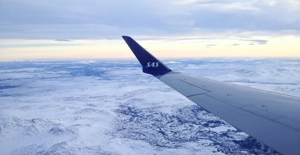 SAS plane