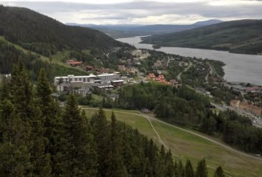 A Day Trip to Åre, Sweden