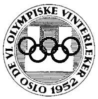 1952 Oslo