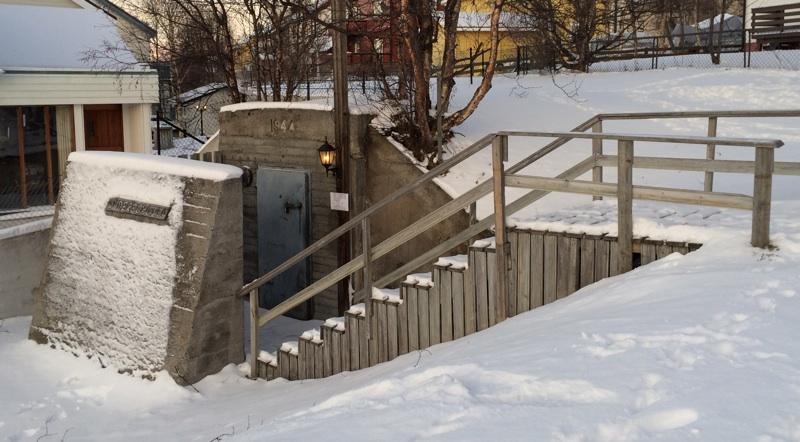 Kirkenes war bunker