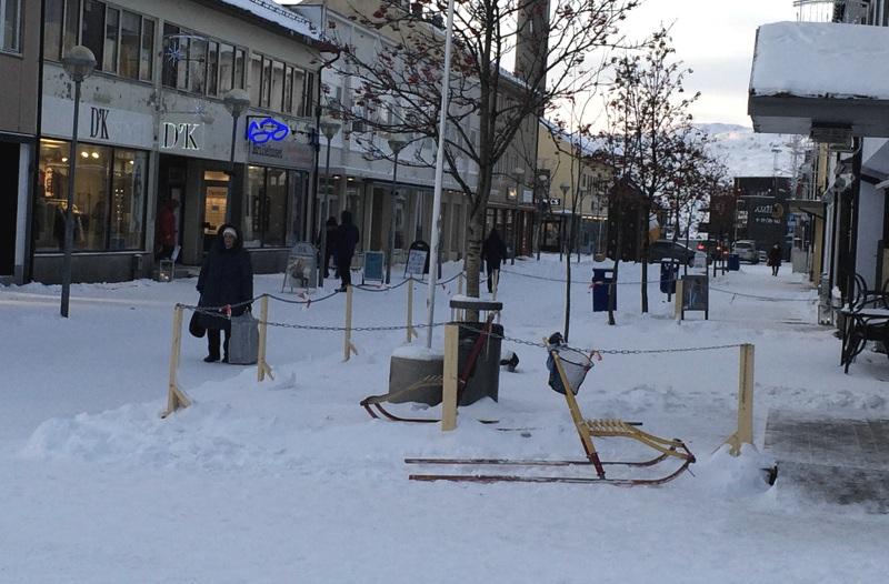 Kirkenes in winter