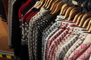 Scandinavian jumpers