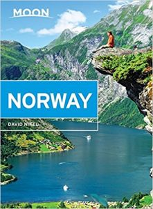 Moon Norway guidebook cover
