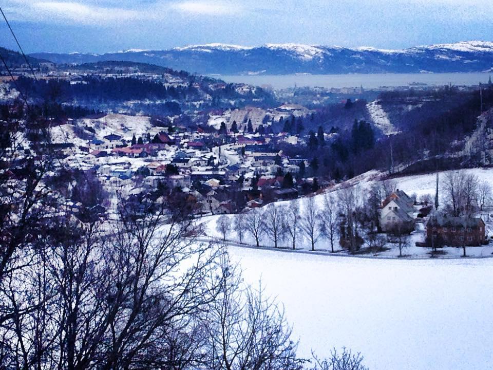 Trondheim winter