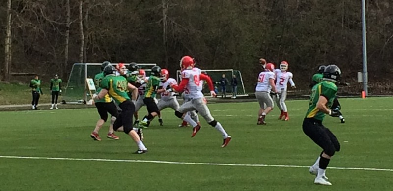 American Football in Norway