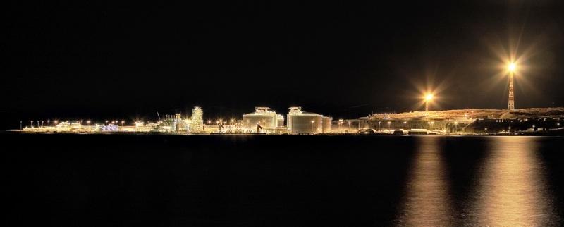Melkøya, Hammerfest