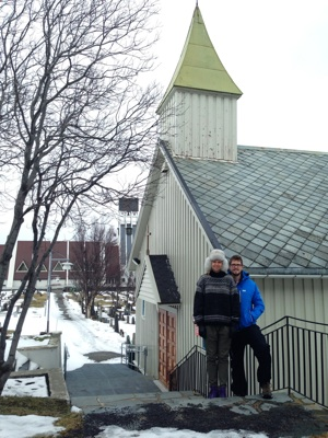 Churches in Hammerfest