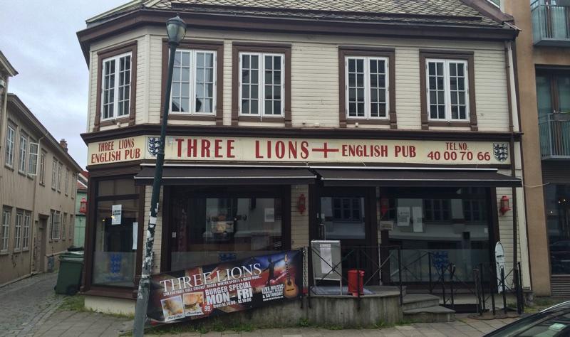 Three Lions Trondheim