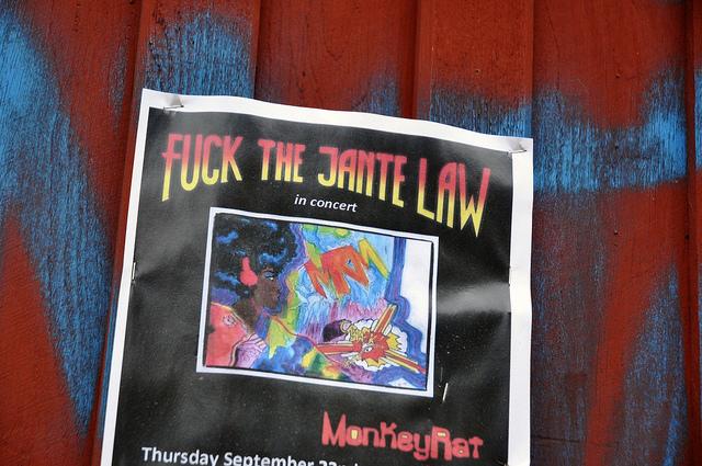 Fuck the Jante Law
