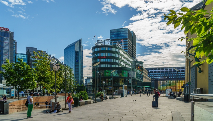 Budget Oslo hotels