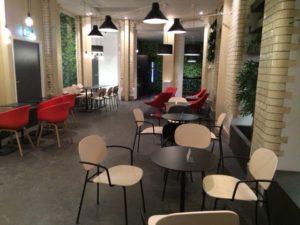 Citybox Oslo ground floor