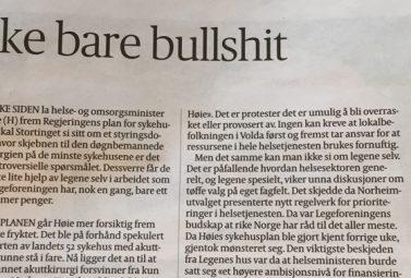 Express Yourself in Norwegian