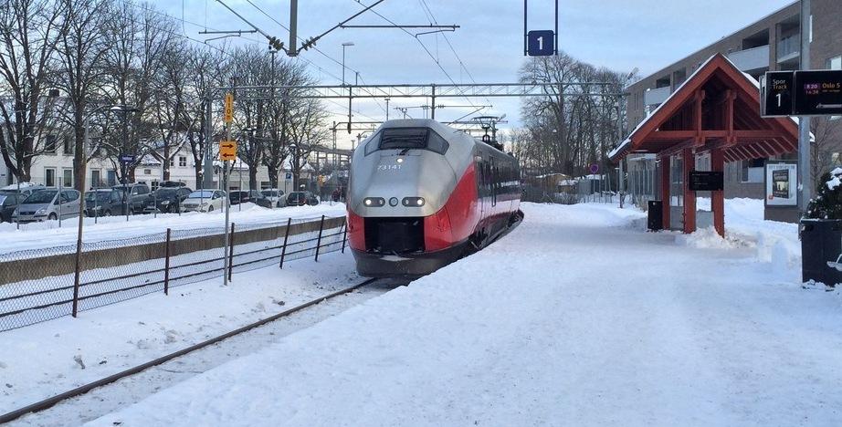 Fredrikstad station