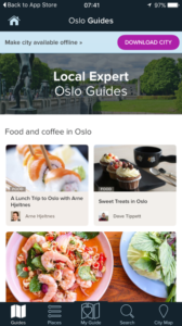 Local Experts