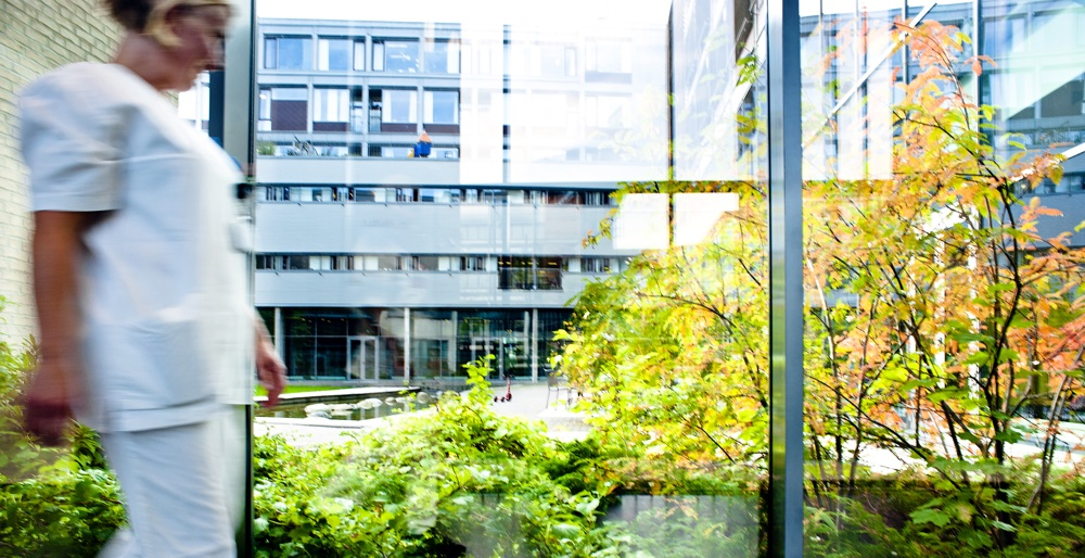Trondheim hospital