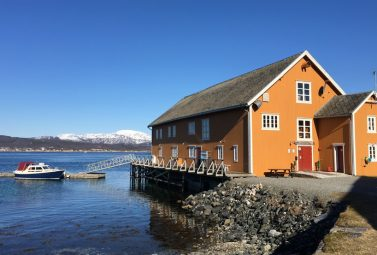 Sandtorgholmen Hotel: Gateway to Lofoten