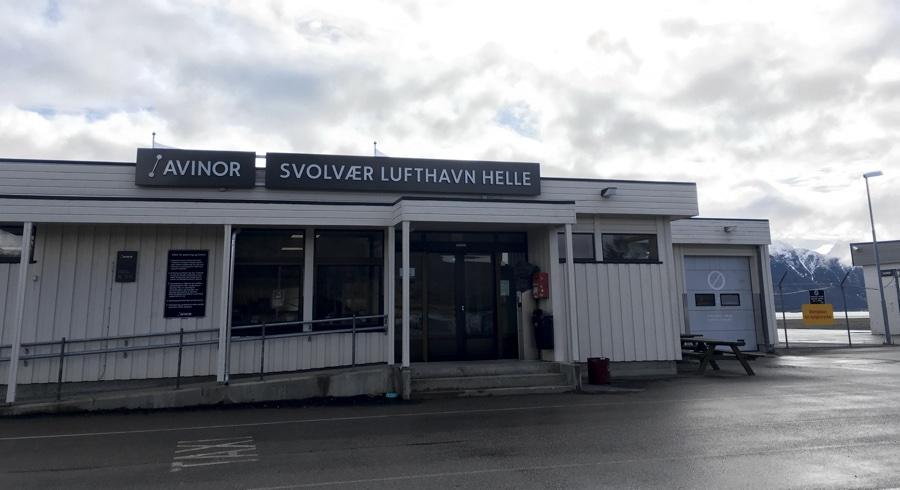 Svolvær Airport