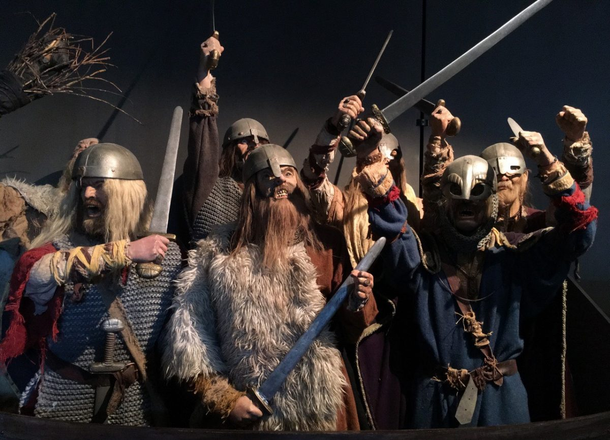 Vikings in Norway