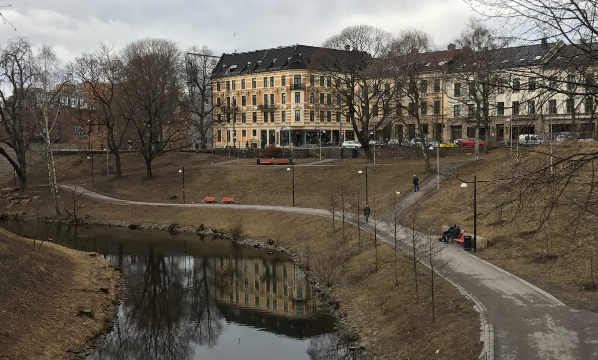 River in Oslo