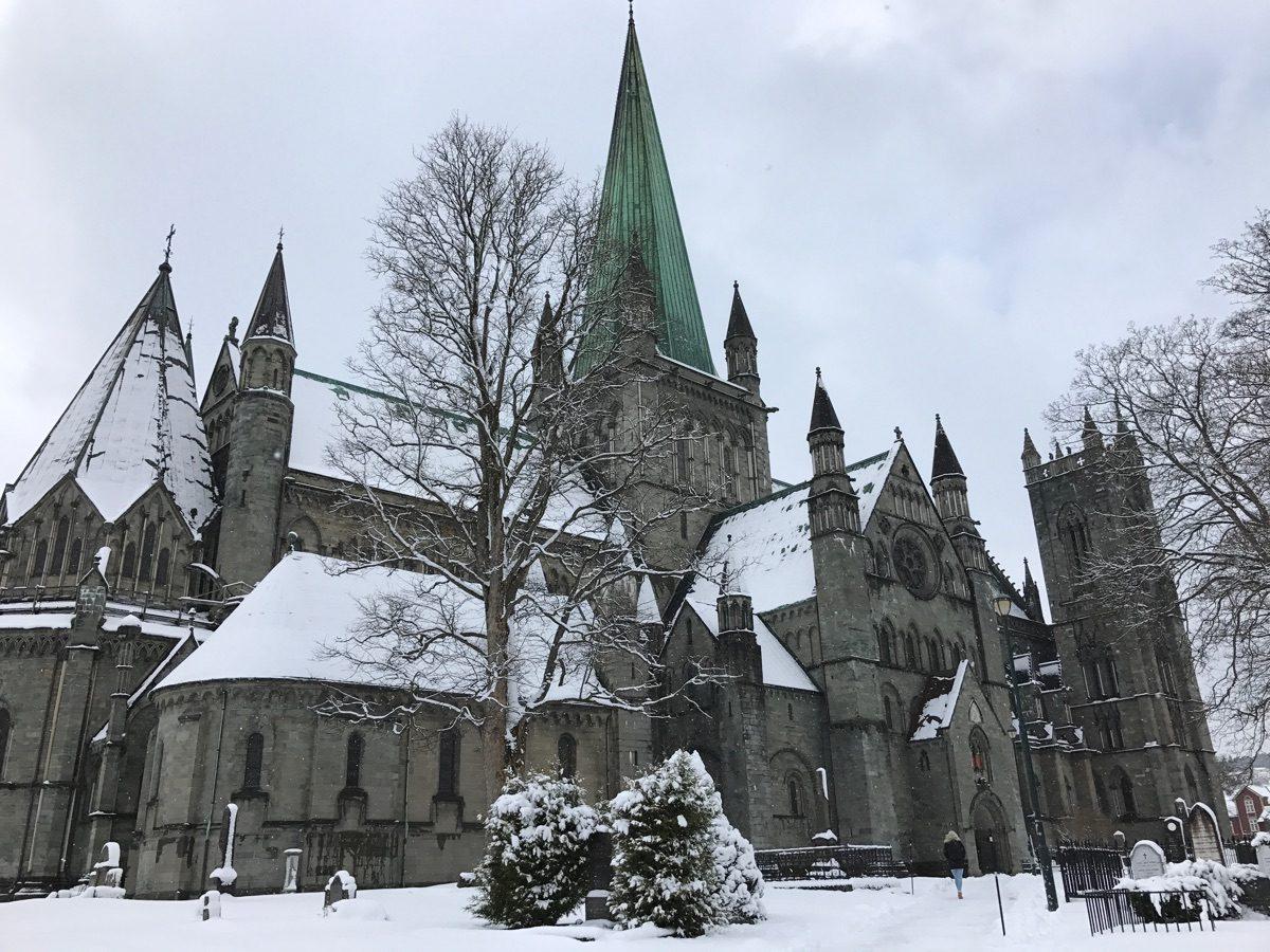 Nidaros Cathedral Trondheim