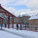 Trondheim in the Snow