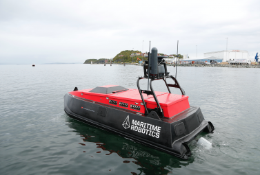 Autonomous Boat Tests in Trondheim
