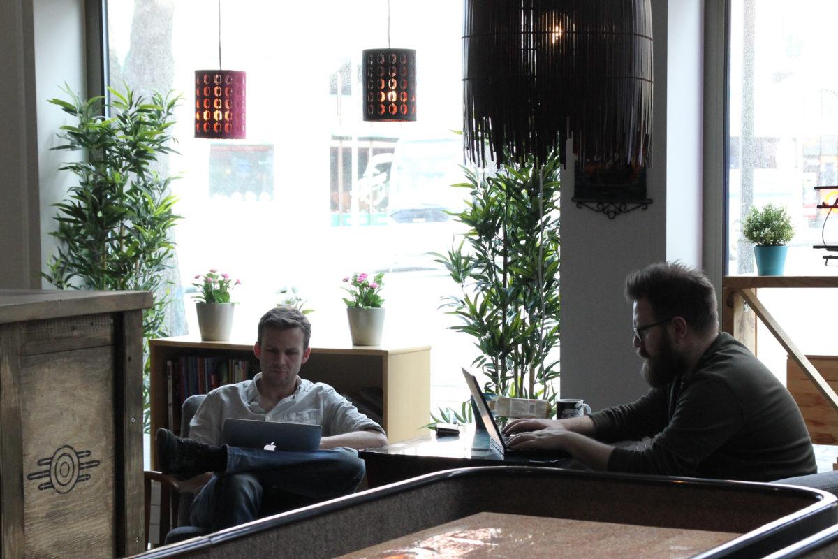 Work-Work Cafe