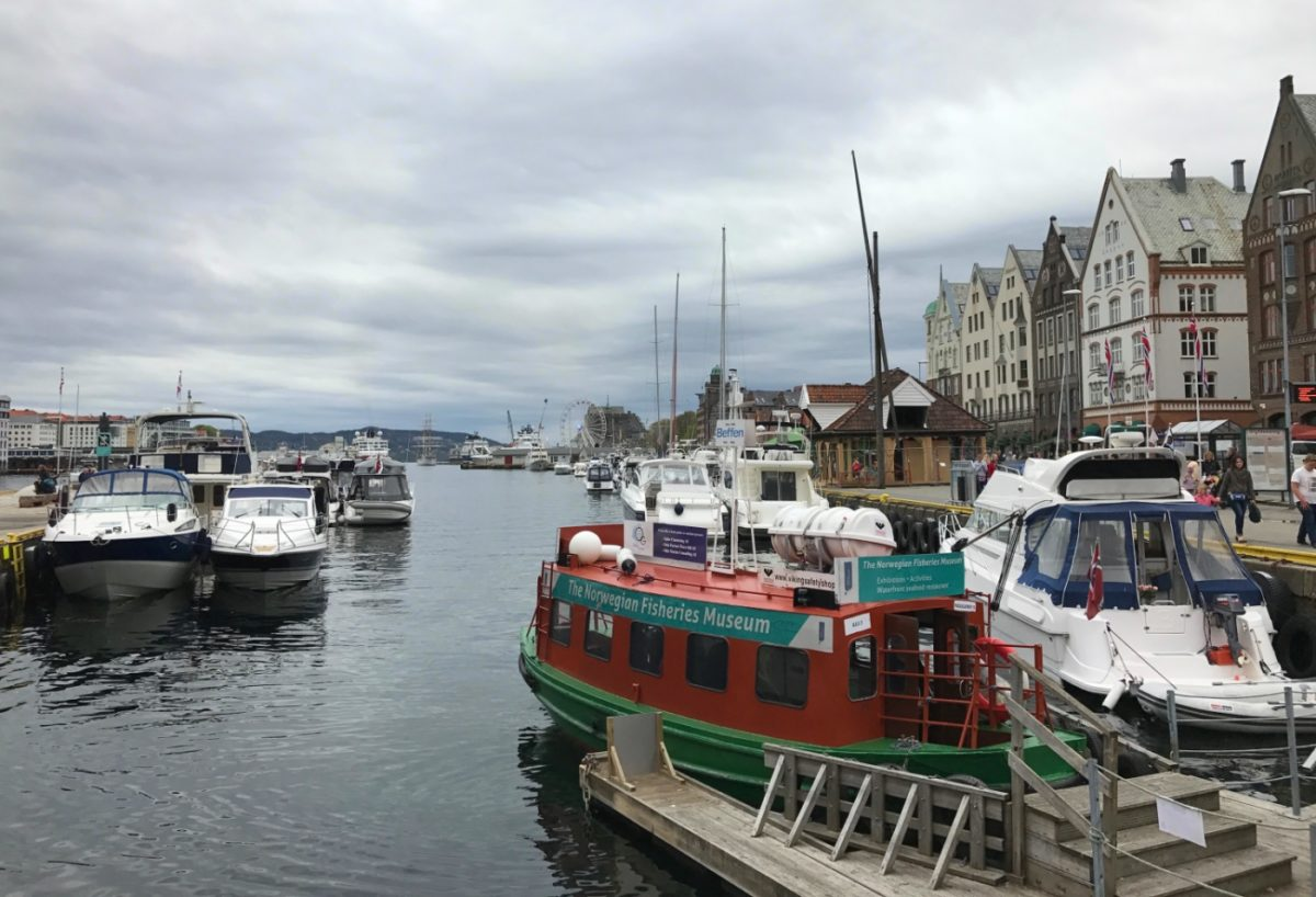 Vågån Harbor