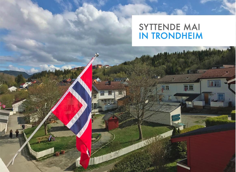 Syttende mai in Trondheim