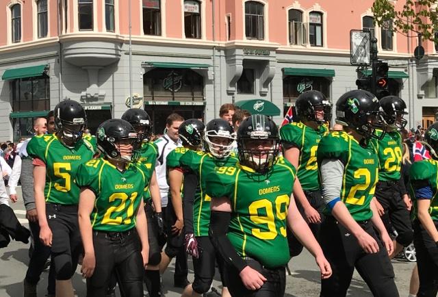 American football in Norway