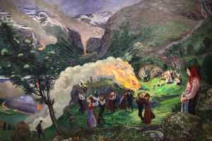 Nikolai Astrup: Norwegian Painter