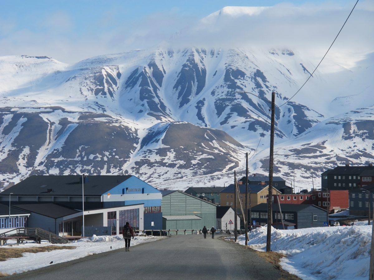 Longyearbyen scenery