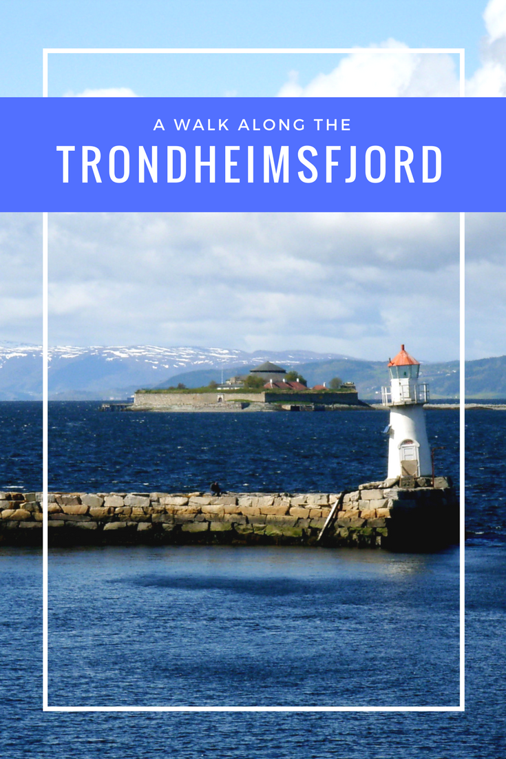 Trondheim Norway: A walk along the Trondheimsfjord, past lighthouses, through forests, and more.