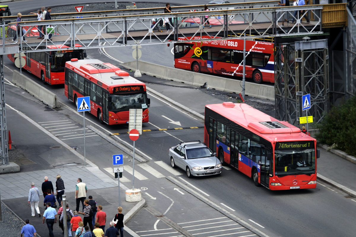 Buses in Oslo