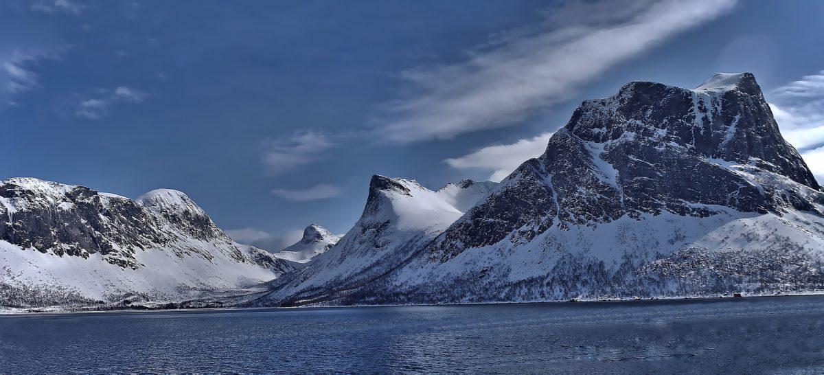 Norway in winter