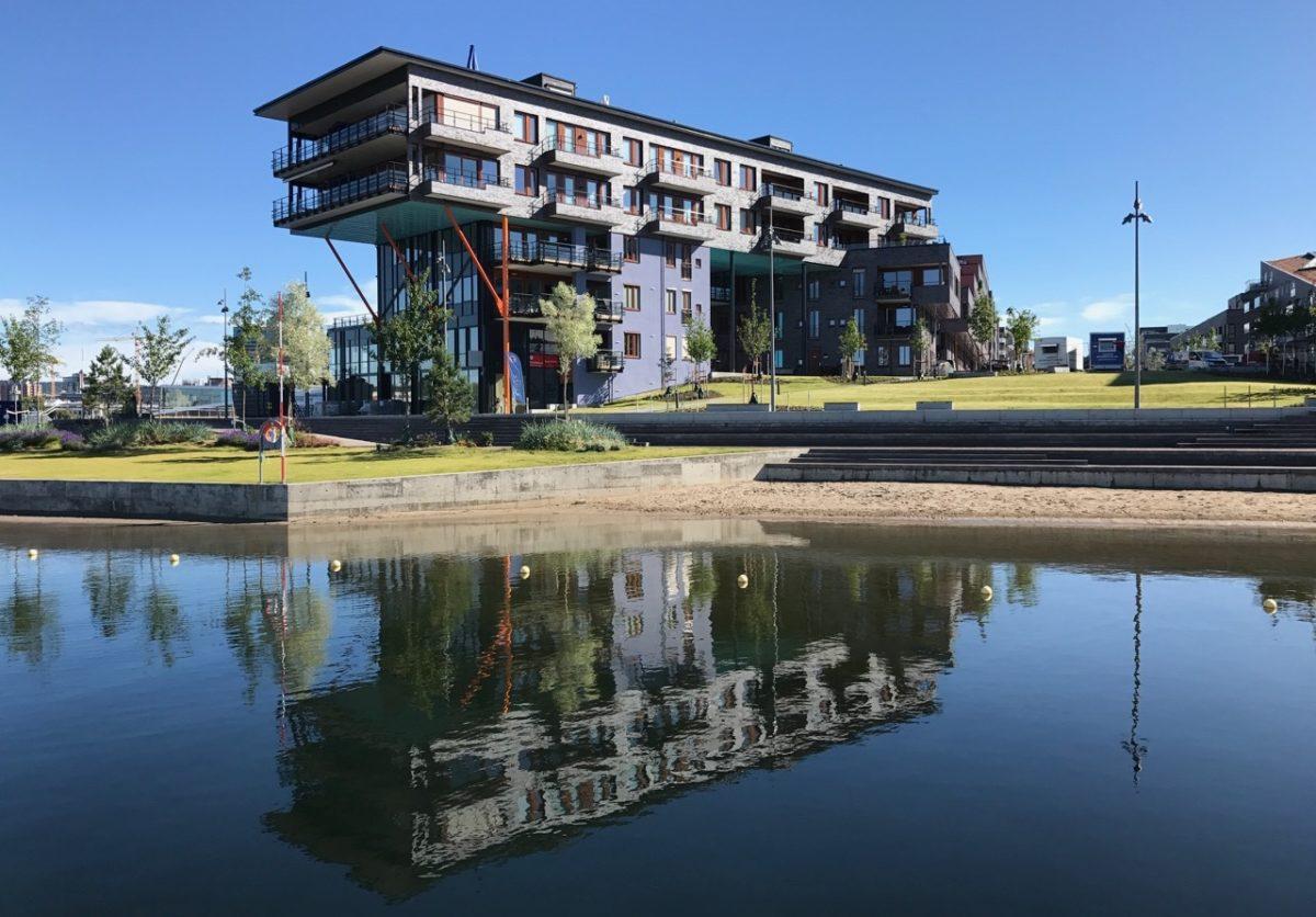 Sørenga apartments