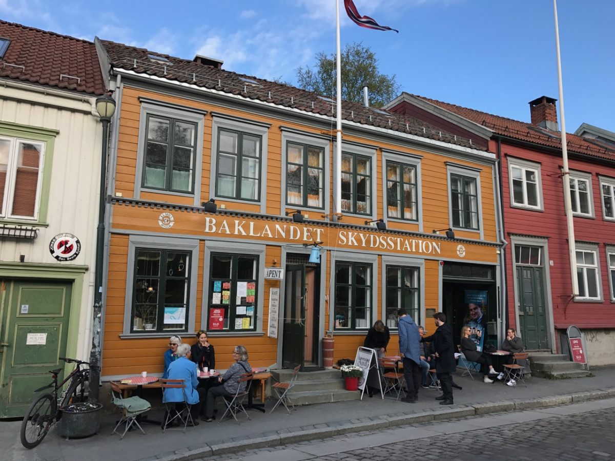 Shopping in Bakklandet
