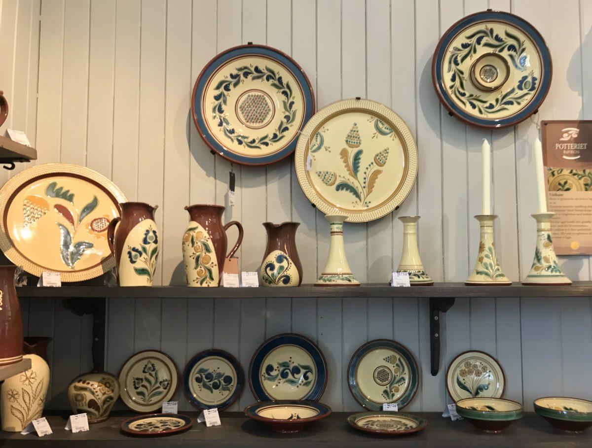 Røros Pottery