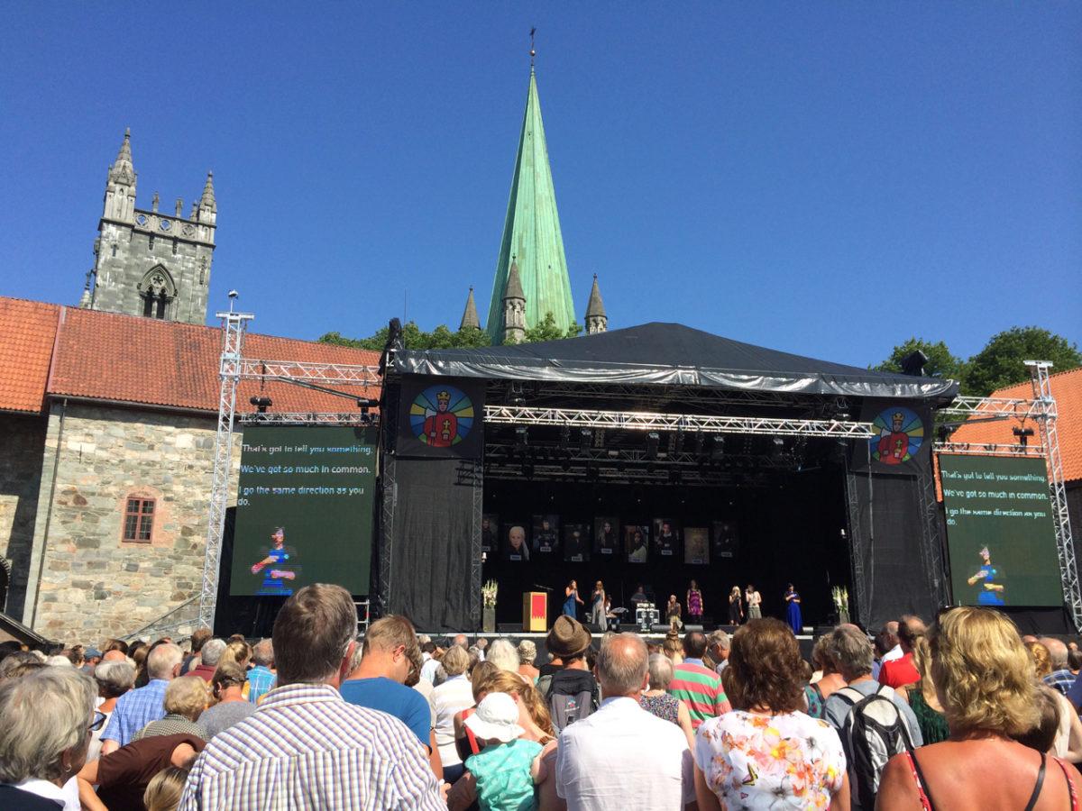 St Olavs Festival Trondheim