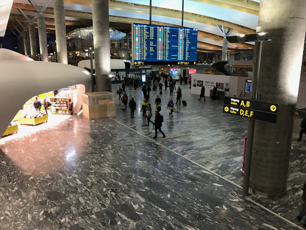 Oslo Airport Domestic Terminal