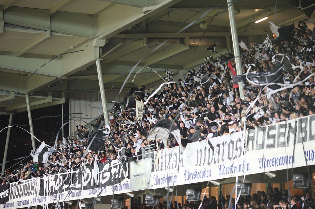 Rosenborg fans