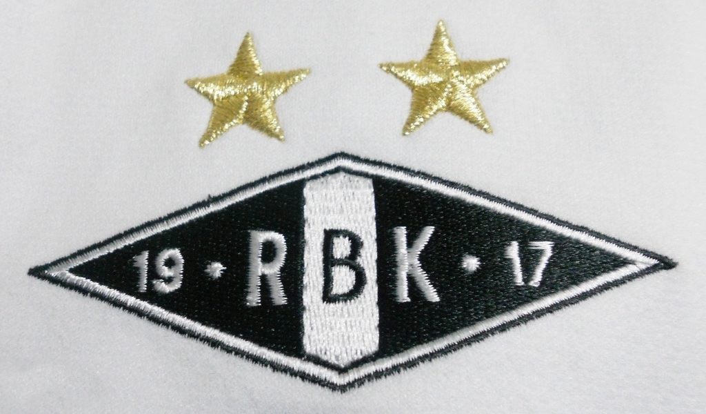 Rosenborg club badge