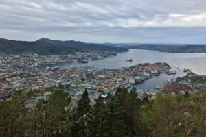 Chris Does Norway on a Budget: Bergen