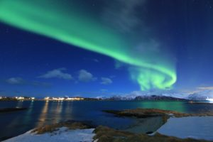 Space Weather Study in Norway