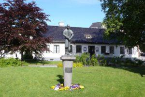 Gjøvik on the Mjøsa
