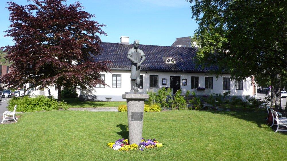 Kauffeldtgården in Gjøvik, Oppland